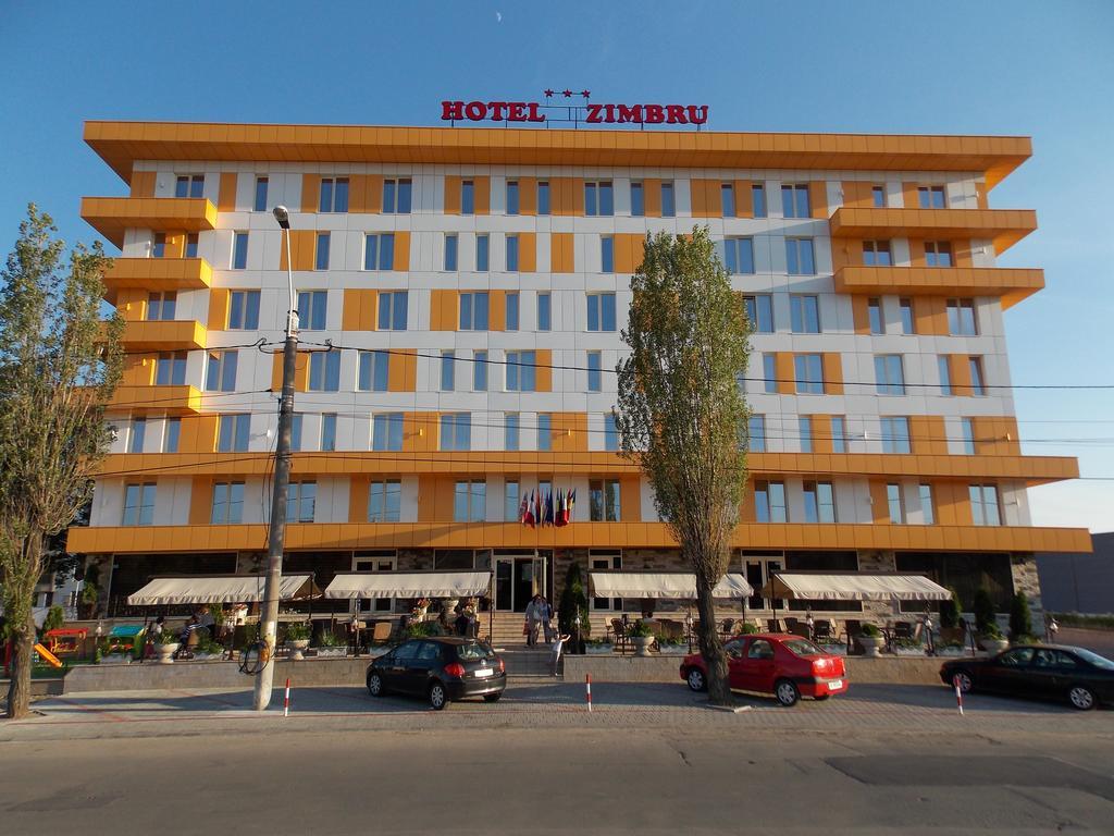 Hotel Zimbru Iaşi