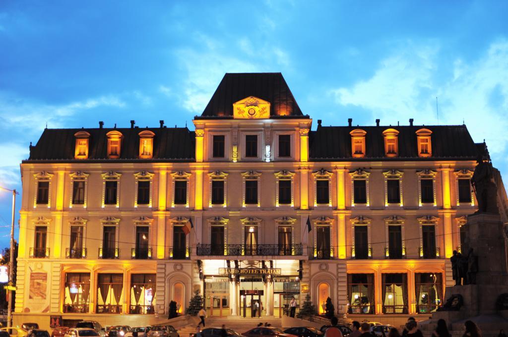Traian Grand Hotel Iaşi